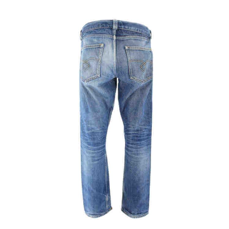 Italien versus Japanese Godfrieds jeans